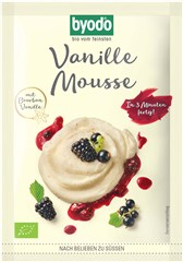 BIO desert Mousse vanilijev byodo 36g