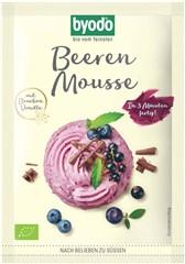 BIO desert Mousse z jagodičevjem byodo 30g