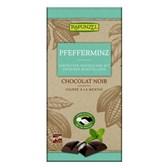 BIO temna čokolada s poprovo meto Rapunzel 100g