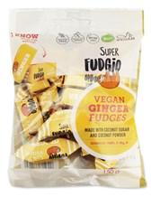 Bio ingverjevi mehki bonboni Super Fudgio 150g