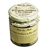 Pečene sardele v bio oljčnem olju Pan do Mar 120g