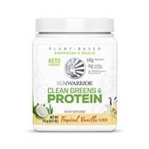 Sunwarrior Proteini z zelenjavo vanilija 175g