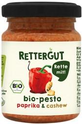 Bio pesto paprika indijski oreščki Rettergut 120g