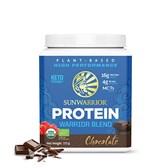 Bio proteini Sunwarrior warrior blend čokolada 375g