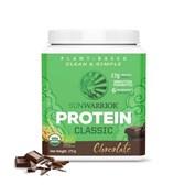 Bio proteini Sunwarrior classic čokolada 375 g