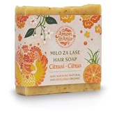 Ekološko milo za lase citrus Amon&Anis 80g