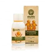 Liposomski C vitamin Ekolife Natura 100ml