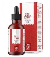 Vitamin B12 v kapljicah Naturtreu, 50 ml