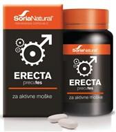 Erecta Precutes za aktivne moške Soria Natural 60 tablet
