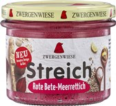 BIO namaz iz rdeče pese in hrena Zwergenwiese 180g