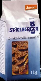 Moka pirina polnozrnata Spielberger 1 kg