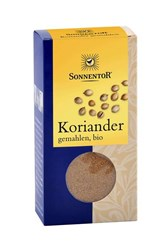 BIO mleti koriander Sonnentor 40g