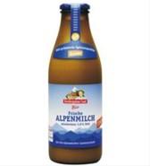 Mleko nehomogenizirano Berchtesg. Land 3,8% , 1l