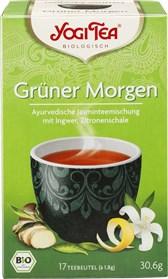 BIO čaj Zeleno jutro YogiTea 30,6g