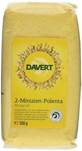 BIO koruzna polenta Davert instant 500g