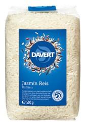 BIO riž beli jasminov Davert 500 g