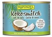 BIO kokosovo mleko Rapunzel 200ml