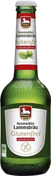 BIO brezalkoholno pivo brez glutena Neumarkter 0,33l