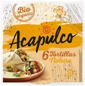 BIO tortilje Acapulco 6 kosov 240 g