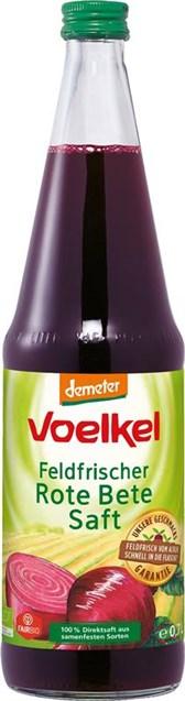 BIO sok rdeče pese Voelkel 0,7l
