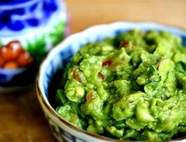 Mehiški guacamole po BIO