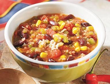 Mehiški chili con soja