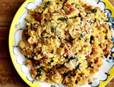 Kvinojina pisana ponev